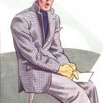 1934 houndstoothgrey