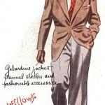 1936 gaberdinejacket