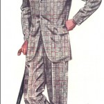 1939 - redplaidsuit