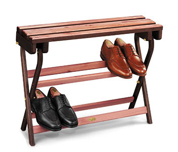 Kengät - kenkärekki, Woodlore