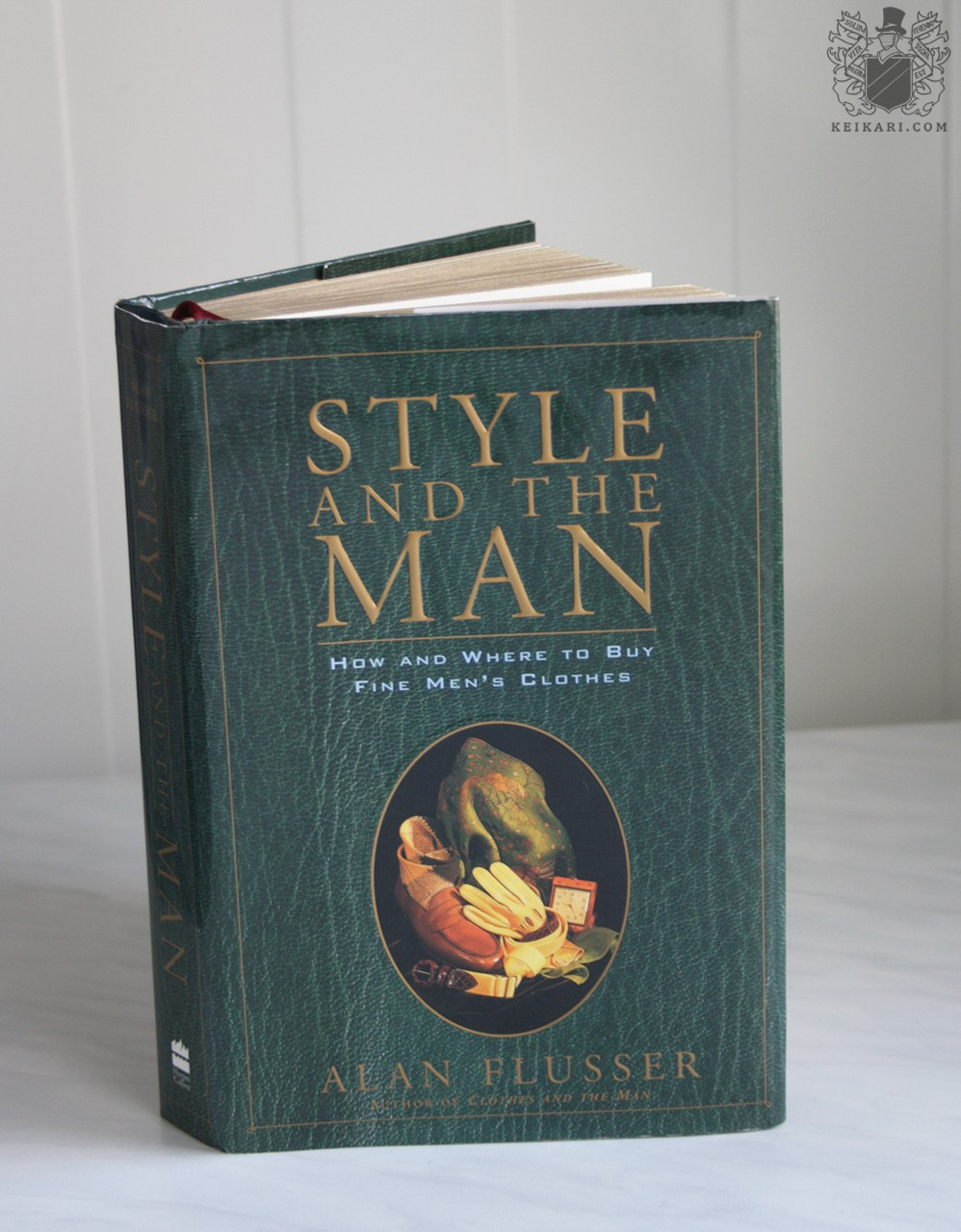 Alan_Flusser_Style_and_the_Man_Keikarissa