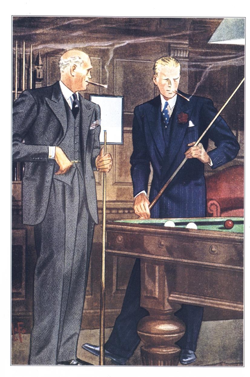 L._Fellows_1940s_beforethegamegetsdowntobrace