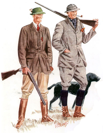 Как сочетать пиджак и брюки