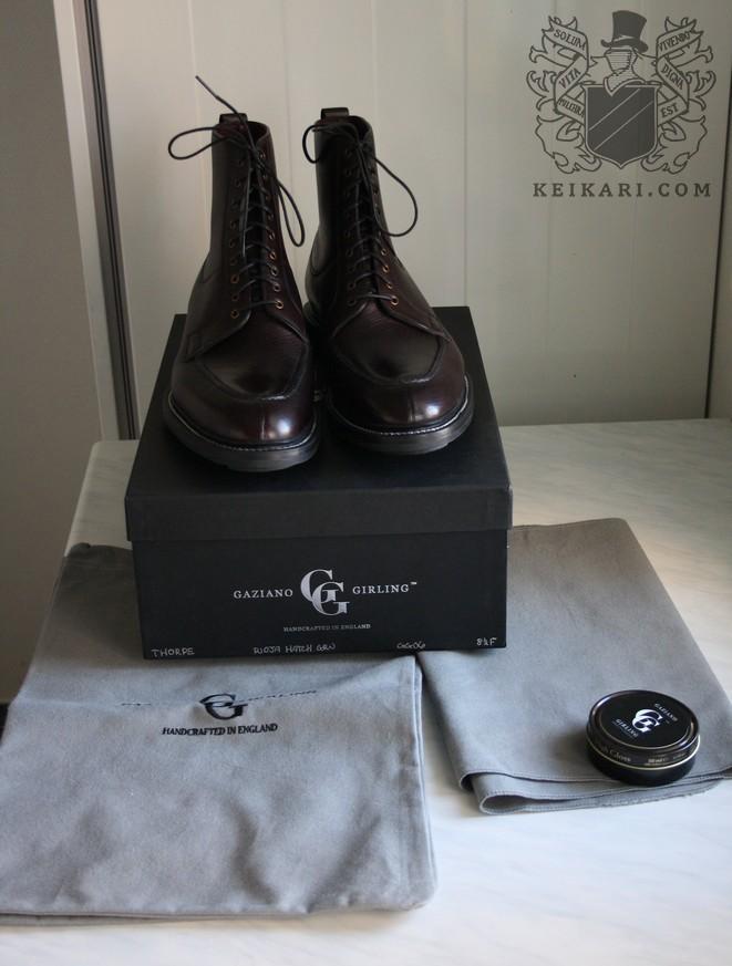 Gaziano&Girling_MTO_vintage_rioja_Thorpe_boots_at_Keikari_dot_com