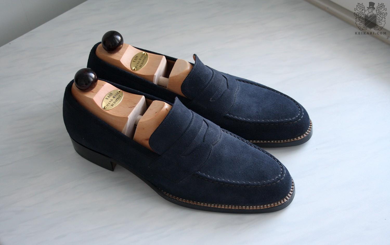 László_Vass_blue_suede_MTO_penny_loafers_at_Keikari_dot_com03.jpg